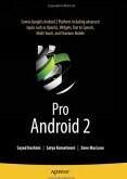 Pro Android 2-Covers Google's Android 2 platform