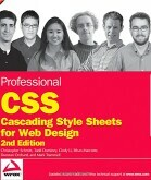 Professional CSS-Cascading Style Sheets for Web Design (paperback)